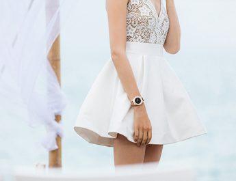 Zoom sur la montre connectée Apple Watch Series 5