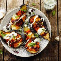 Comment cuisiner l'aubergine