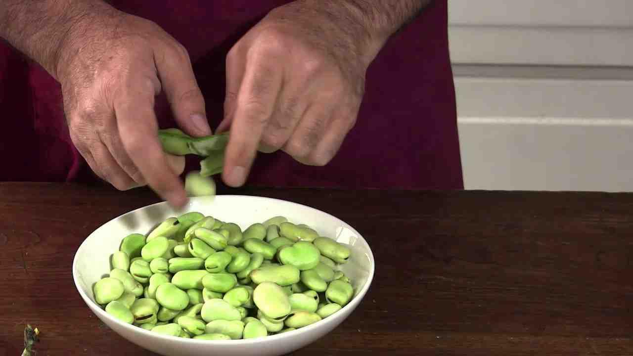 Comment cuisiner les fèves pelées ?