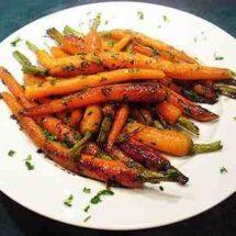Comment cuisiner des carottes