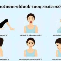 Comment maigrir du menton