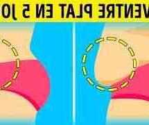 Comment maigrir du ventre sans faire de sport ?