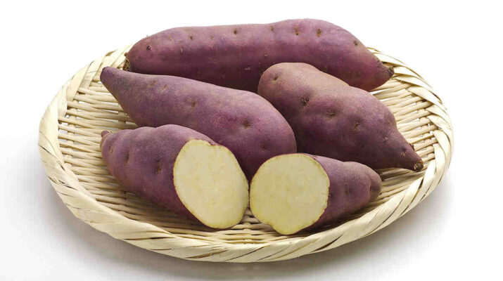 Comment cuisiner la patate douce blanche