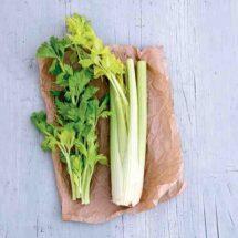 Comment cuisiner le celeri