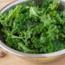 Comment cuisiner le choux kale