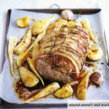 Comment cuisiner un roti de porc