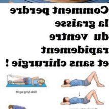 Comment maigrir du ventre rapidement