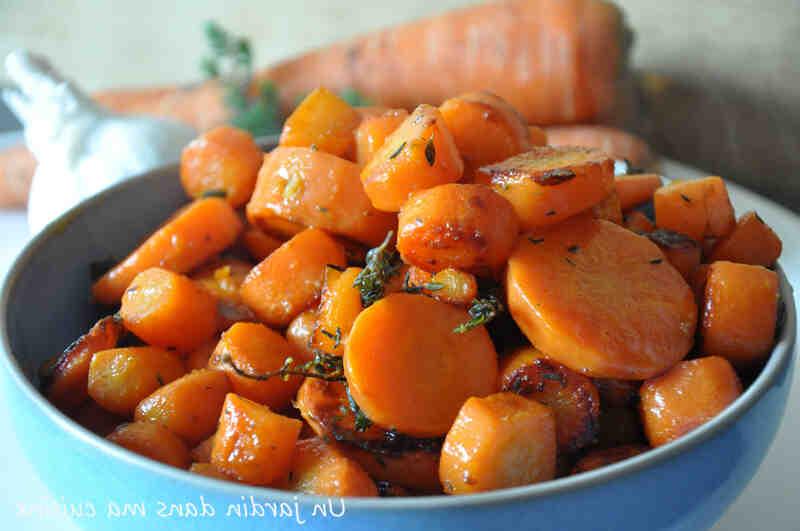 Comment manger la carotte ?