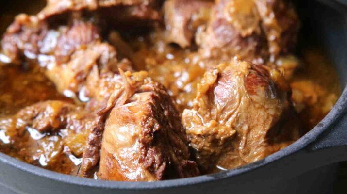 Comment cuisiner de la joue de porc