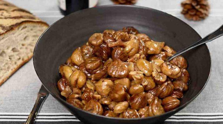 Comment cuisiner des marrons